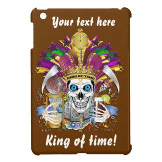 時間の謝肉祭の眺めの王は暗示します iPad MINI CASE