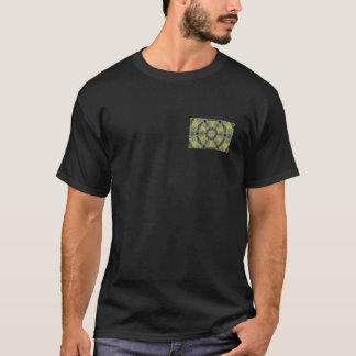 時間の車輪 Tシャツ
