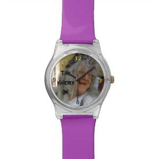 時間の3月! 腕時計
