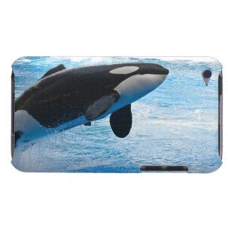 時間のiTouchの例のクジラ Case-Mate iPod Touch ケース