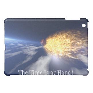 時間は手もとの入って来る流星の私パッドの箱です iPad MINIケース