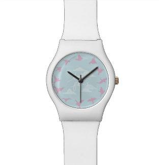 時間は腕時計を飛ばします 腕時計