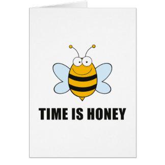 時間は蜂蜜です カード