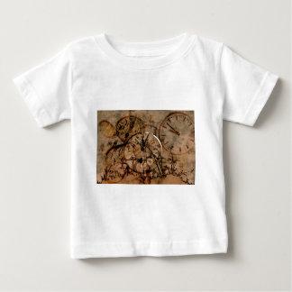 時間 ベビーTシャツ