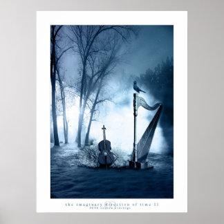 時間IIの想像方向 ポスター