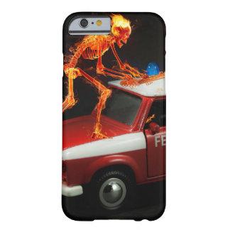 普通消防車の骨組 iPhone 6 ベアリーゼアケース