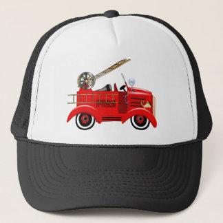 普通消防車 キャップ