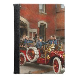 普通消防車-飛んでいるな艦隊1911年 iPad AIRケース