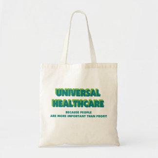 普遍的なヘルスケア トートバッグ