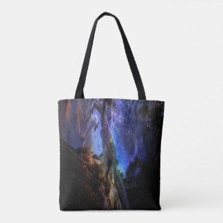 普遍的な生命の樹 トートバッグ