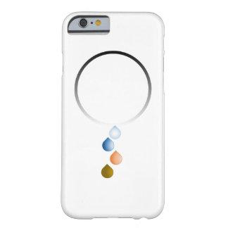 普遍的な要素 BARELY THERE iPhone 6 ケース