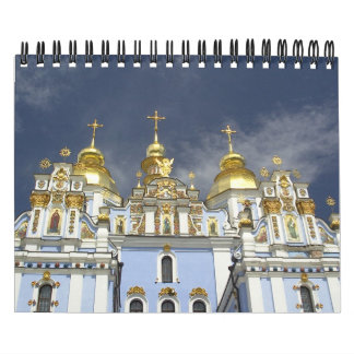 景色および建物 カレンダー