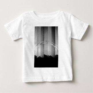 景色のひび ベビーTシャツ