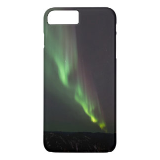 景色のオーロラのNorthern LightsのiPhone 7の場合 iPhone 8 Plus/7 Plusケース
