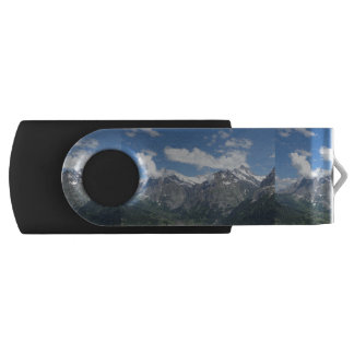 景色のスイス連邦共和国 USBフラッシュドライブ