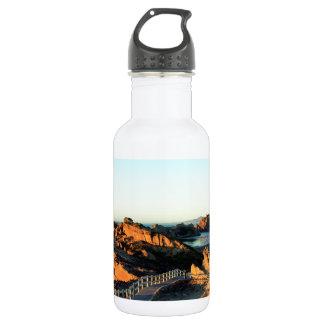 景色の沿岸通路 ウォーターボトル