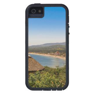 景色の空中写真Piriapolisウルグアイ iPhone SE/5/5s ケース