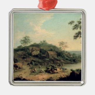景色1758年 メタルオーナメント