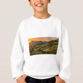 景色 スウェットシャツ