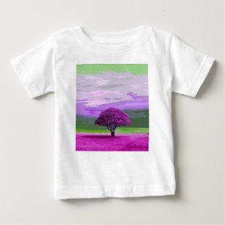 景色 ベビーTシャツ