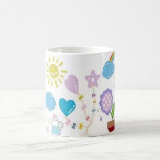 晴れた日 コーヒーマグカップ