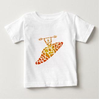 晴れた日 ベビーTシャツ
