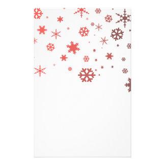 暖かい雪 便箋