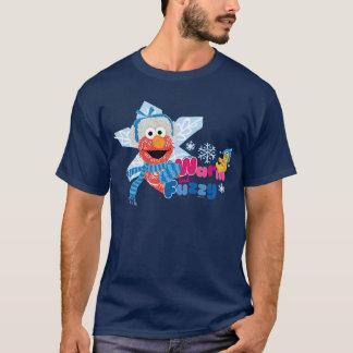 暖かく、曖昧なElmo Tシャツ