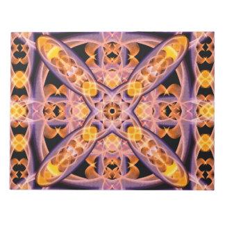 暖かさの曼荼羅 ノートパッド