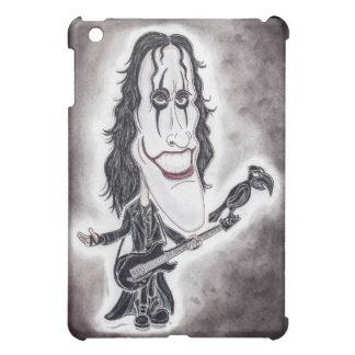 暗いゴシックの伝説映画風刺漫画のスケッチのタブレット iPad MINIケース