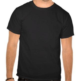 暗いゴシック様式スカルの妖精のワイシャツの蝋燭