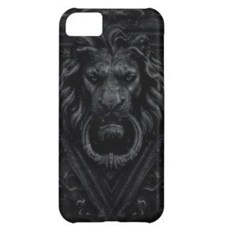 暗いゴシック様式ライオン iPhone5Cケース