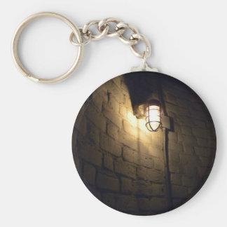暗いタワーのライト キーホルダー