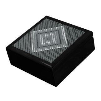暗いダイヤモンドのギフト用の箱 ギフトボックス