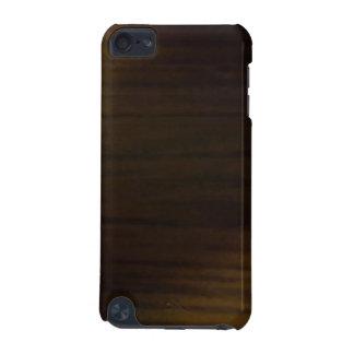 暗いテーブル木 iPod TOUCH 5G ケース