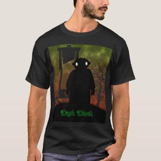 暗いデレック-ギロチン Tシャツ