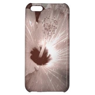 暗いハイビスカス iPhone5Cケース