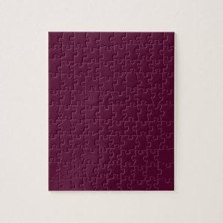 暗いパンジーの紫色(無地)の~ ジグソーパズル
