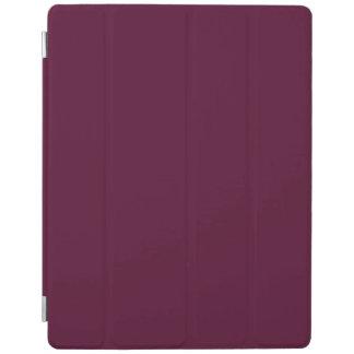 暗いパンジーの紫色(無地)の~ iPadスマートカバー