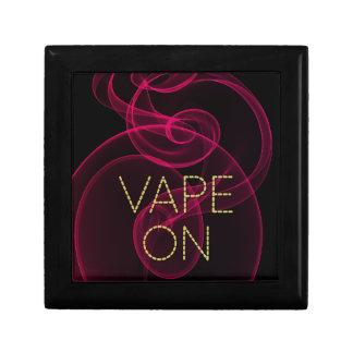 暗いピンクの煙のVape ギフトボックス