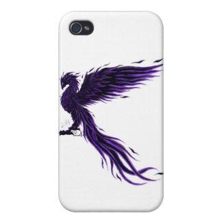 暗いフェニックス iPhone 4/4Sケース