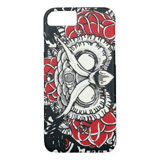 暗いフクロウのphonecase iPhone 8/7ケース