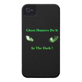 暗いブラックベリーの箱 Case-Mate iPhone 4 ケース