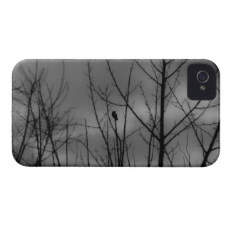 暗いワタリガラス Case-Mate iPhone 4 ケース