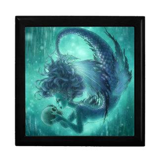 暗い人魚のギフト用の箱-秘密のキス ギフトボックス