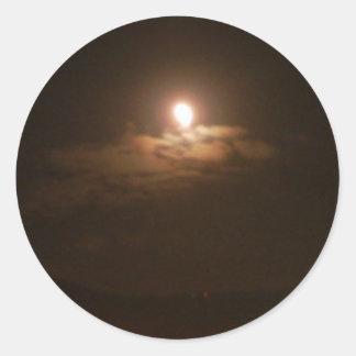 暗い夜 ラウンドシール