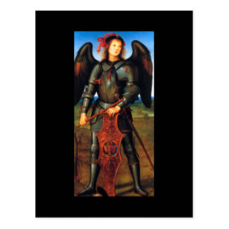 暗い大天使ミハエル ポストカード