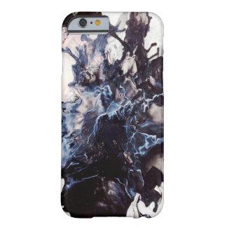暗い大理石 BARELY THERE iPhone 6 ケース