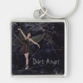 暗い天使のゴシック様式キーホルダー キーホルダー