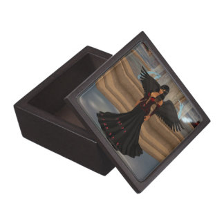 暗い天使愛記念品箱 ギフトボックス